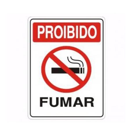 IMG_1960_PLACA PROIBIDO FUMAR REF P-5