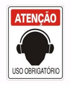 IMG_1976_PLACA USO OBRIGATORIO PROTETOR AUDITIVO REF S-203