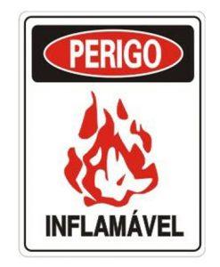 IMG_1981_PLACA PERIGO INFLAMAVEL REF S-208