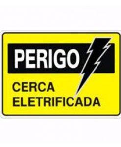 IMG_1991_PLACA PERIGO CERCA ELETRIFICADA G REF S-219