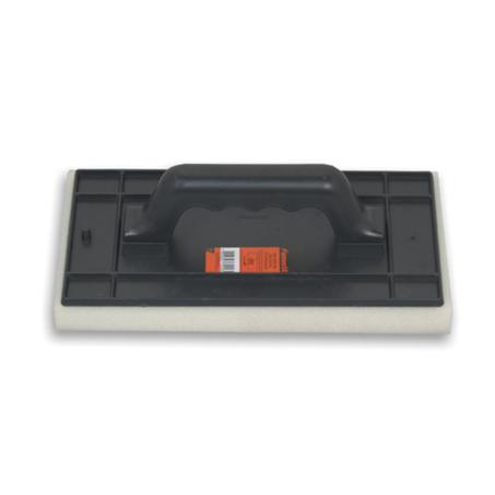 DESEMPENADEIRA PLASTICA COM ESPONJA 14 x 27cm. C.A: 00452.001-C